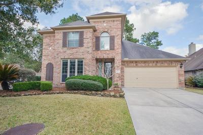 Kingwood Single Family Home For Sale: 3330 Tamarind Trail