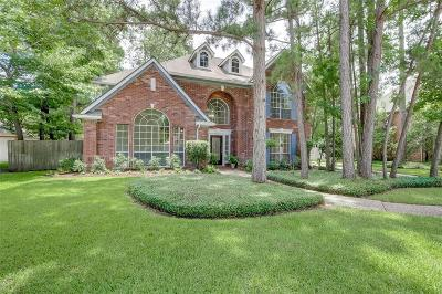 The Woodlands Single Family Home For Sale: 78 Smokestone Drive