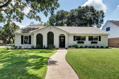 Houston Single Family Home For Sale: 13803 Myrtlea Drive