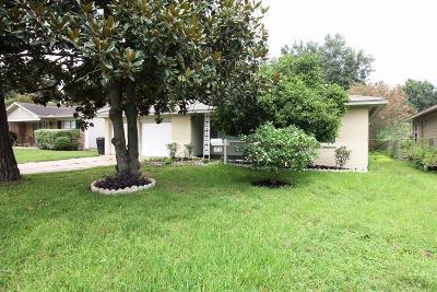 Houston Single Family Home For Sale: 5410 De Milo Drive