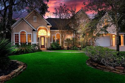The Woodlands Single Family Home For Sale: 23 Pebble Cove Drive