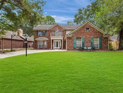 Kingwood Single Family Home For Sale: 4430 Natural Bridge Drive