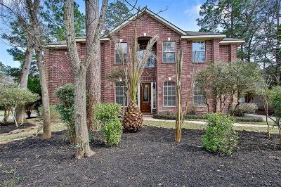 The Woodlands Single Family Home For Sale: 10 Old River Place