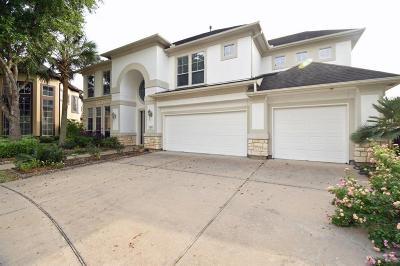 Sugar Land Single Family Home For Sale: 5322 Turning Leaf Lane