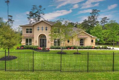 Spring Single Family Home For Sale: 5110 Ossineke Court