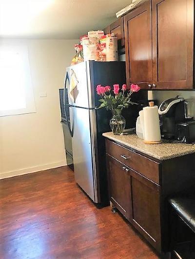 Galveston County Rental For Rent: 5012 Ave K #REAR 1