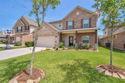 Tomball Single Family Home For Sale: 9111 Newcroft Court