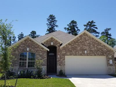 Conroe Single Family Home For Sale: 14207 Wallowa Trail