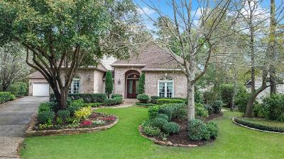 The Woodlands Single Family Home For Sale: 42 E Thymewood Place