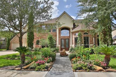 Katy Single Family Home For Sale: 22918 Haven Field Court