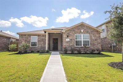 Texas City Single Family Home For Sale: 2618 Watersail Drive