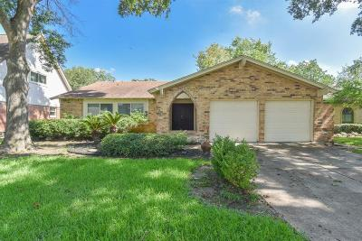 Houston Single Family Home For Sale: 16447 Brookford Drive