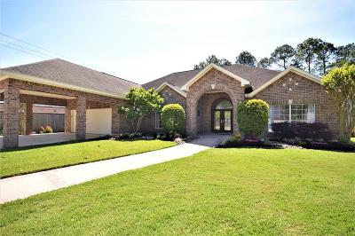 League City Single Family Home For Sale: 114 Pine Point Court