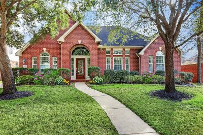 Sugar Land Single Family Home For Sale: 1635 Brookstone Lane
