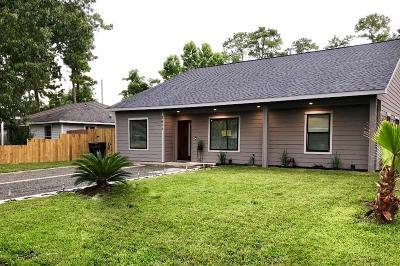 Houston Single Family Home For Sale: 3611 Penwood Way