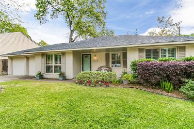 Houston Single Family Home For Sale: 2006 Spillers Lane