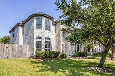 Pearland Single Family Home For Sale: 3439 Hickory Creek Drive