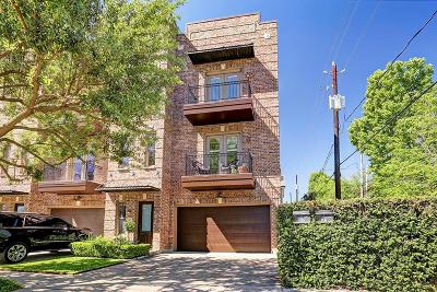 Houston Single Family Home For Sale: 307 E 4th St Street