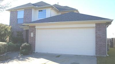 Rosenberg Single Family Home For Sale: 1230 Divin Drive
