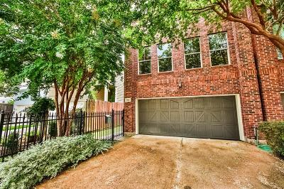Houston Single Family Home For Sale: 906 Lawrence Street