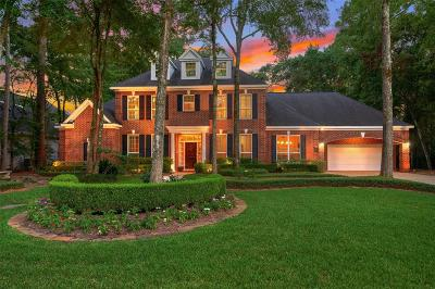 The Woodlands Single Family Home For Sale: 41 Waterford Lake