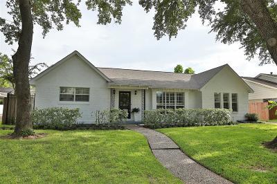 Memorial Single Family Home For Sale: 12327 Barryknoll Lane