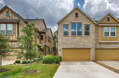 Montgomery County Condo/Townhouse For Sale: 110 Cheswood Forest Drive Drive