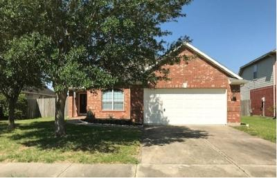 Fresno TX Single Family Home For Sale: $199,999