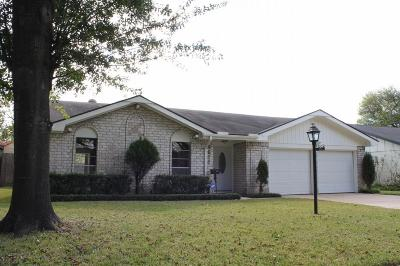 Tanglewilde Single Family Home For Sale: 9611 Windswept Lane