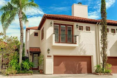Houston Condo/Townhouse For Sale: 2522 Kingston Street