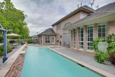 Missouri City Single Family Home For Sale: 4306 Oak Forest Drive
