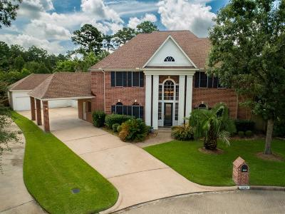 Spring Single Family Home For Sale: 18507 Cabaniss Circle