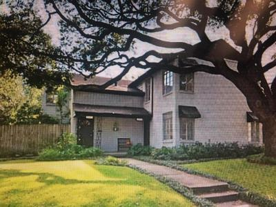 Houston Multi Family Home For Sale: 2301 Shakespeare Street