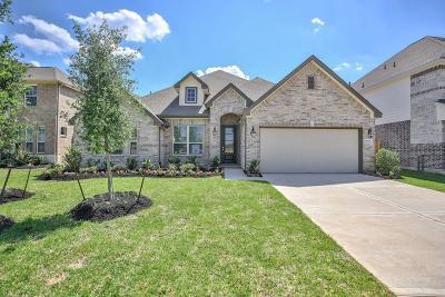 Rosenberg Single Family Home For Sale: 7546 Irby Cobb Boulevard