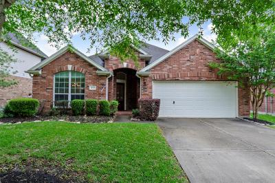 Katy TX Single Family Home For Sale: $255,000