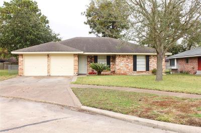 Deer Park Single Family Home For Sale: 1405 McDonald Street