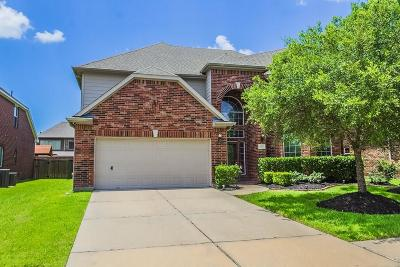 Pearland Single Family Home For Sale: 2712 Rocky Springs Drive