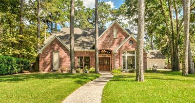 Spring Single Family Home For Sale: 23022 Hampton Forest Lane