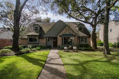 Houston Single Family Home For Sale: 14827 Chadbourne Drive