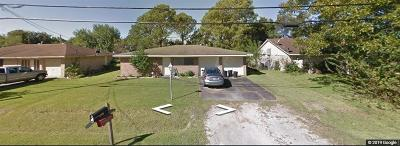 Texas City Single Family Home For Sale: 215 S Noble Road