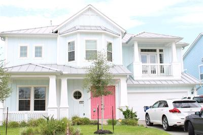 Texas City Single Family Home For Sale: 5509 Brigantine Cay Court