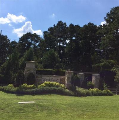 Huffman Residential Lots & Land For Sale: North Commons View