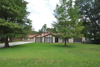 Kingwood Single Family Home For Sale: 1007 Southern Hills Road
