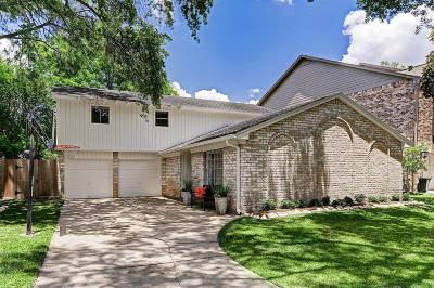 Houston TX Single Family Home For Sale: $549,900