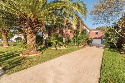 Seabrook Single Family Home For Sale: 2534 Acadiana Lane