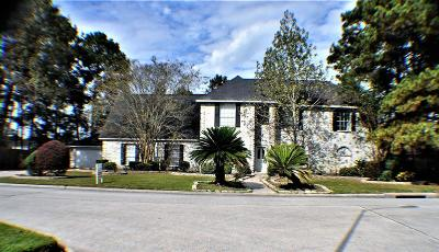 Humble Single Family Home For Sale: 8311 Sports Haven Drive