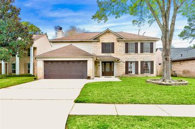 Cypress Single Family Home For Sale: 12626 Mill Ridge Drive