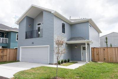Single Family Home For Sale: 306 Bryan