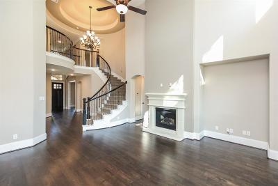 Lakes Of Savannah Single Family Home For Sale: 13607 Noble Landing