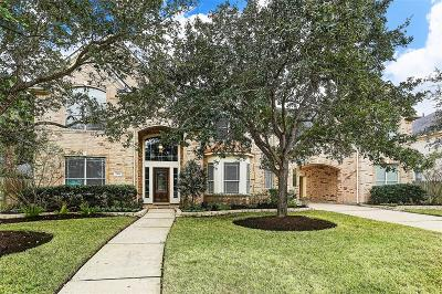 Katy Single Family Home For Sale: 5518 Maybrook Park Lane